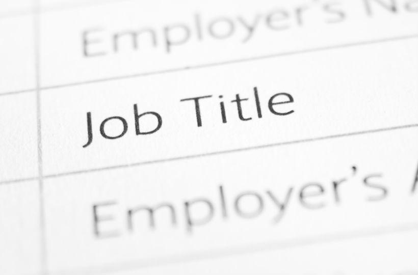 Jobtitel Richtig Formulieren Dos Und Don Ts Für Ihre