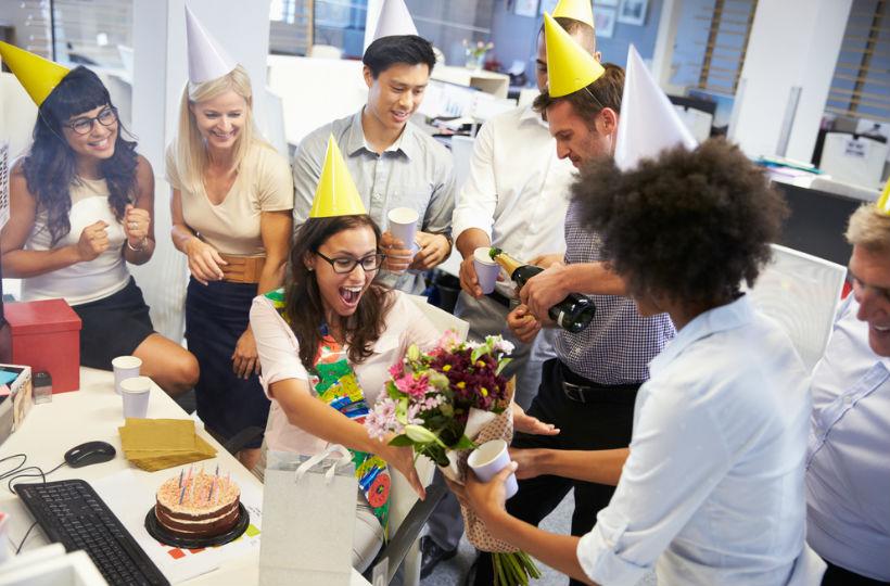 Happy Birthday Chef Den Geburtstag Vom Vorgesetzten Feiern